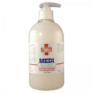 MEDI SOAP, LIQUID SANITIZER SOAP