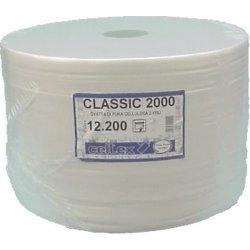 Rotolo di carta liscia in pura cellulosa