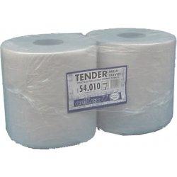 Coppia rotolo di carta mista cellulosa