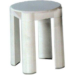 STOOL four legs plastic