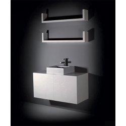 SPAZEN LAB 2, mobile di servizio con lavabo