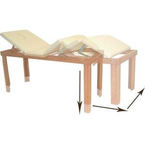 MODIFICA MISURE dei lettini in legno