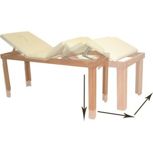 Change measures about tables massage