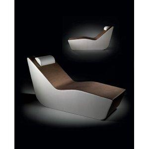 Spa lounge, deckchair relax