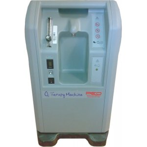 CONCENTRATOR OXYGEN TREATMENT OF HYPERBARIC OXYGEN THERAPY