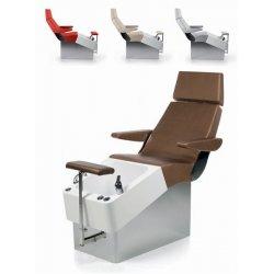 Armchair streamline basic spa pedicure with bath pedicure and shiatsu massage -