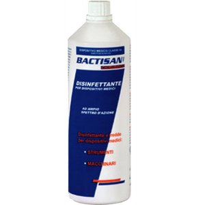 BACTISAN SURGICAL, DISINFECTANT FOR ULTRASOUND