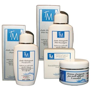 CLEANING AND PEELING KIT - OILY SKIN OR acne