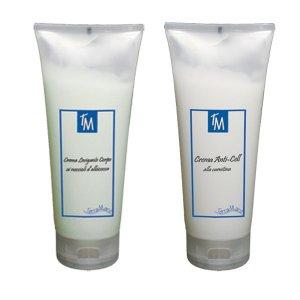 KIT ANTICELL - Specifico per pelli con inestetismo della cellulite