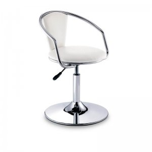 BEAUTY CHAIR armchair with armrest and gas pump
