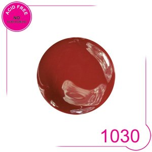 STRONG SHADES OF RED COLOR GEL- - Gel color of strong intensity 'and durability