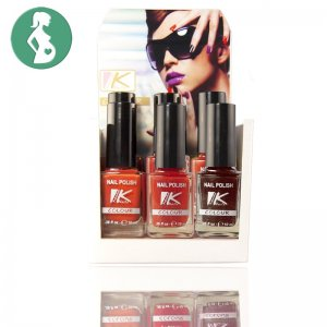 ROSSODISERA - NAIL FASHION IN COLOURS 'THE RED