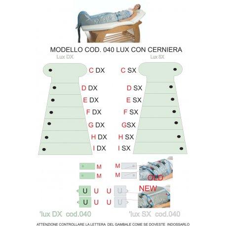 RICAMBI CAMERE D'ARIA PER PRESSO TERAPIA modelli Variant e De Lux