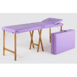 MAGIC FOLDING suitcase  table massage with adjustable back