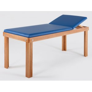 wooden massage table - MASSAGE