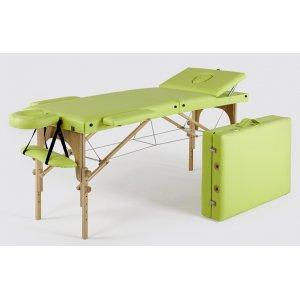SPECIAL FOLDING - folding table massage with adjustable backrest