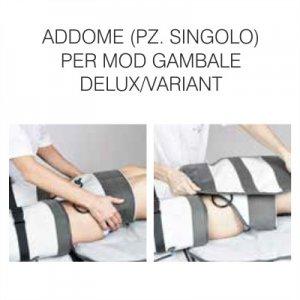 Replacement abdomen for pressure