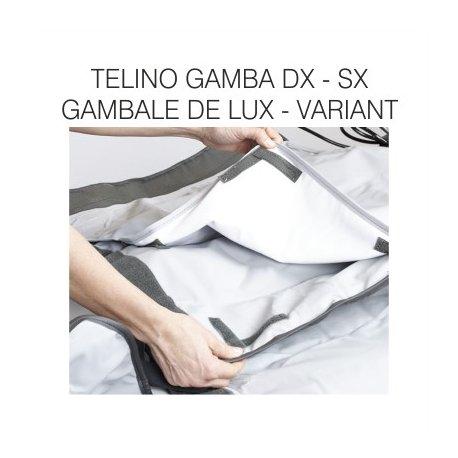 Telino di ricambio per gamba dx o sx pressoterapia
