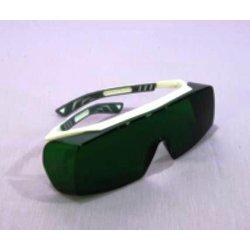Occhiali di protezione laser ir e elio-neon