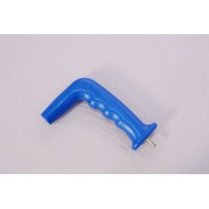 Manipolo ergonomico senza cavo per tecarterapia