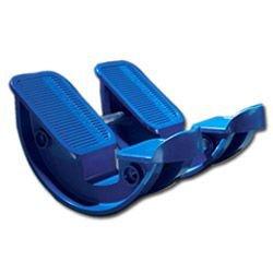 Sistema stretching doppio per riabilitazione e stretching