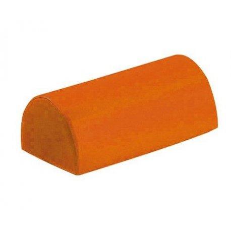 Cushion semi-cylindrical