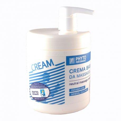 Basic cream massage ml. 1000
