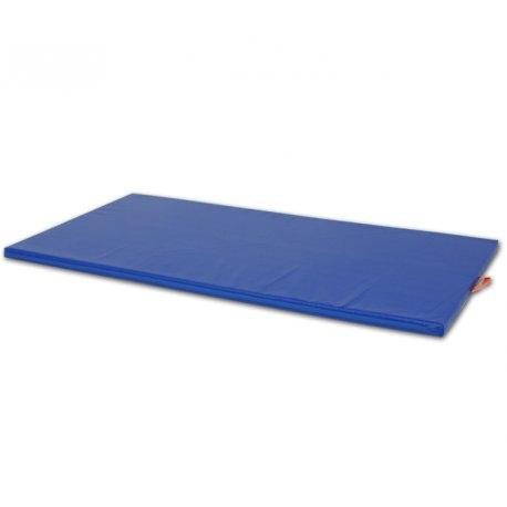 Polyurethane foam mattress lined PVC 200x100x5h.