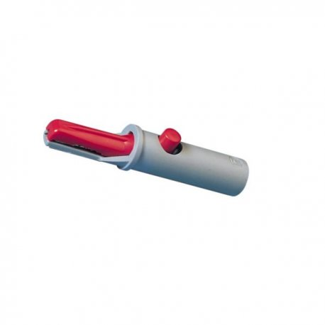 Elettrodi adattatori a coccodrillo, attacco universale 3-4mm