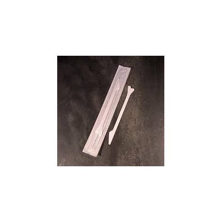 Spatole di ayre in polistirolo sterili, cf.50 pz.