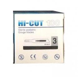 Blade gouges N.3 HI-CUT | sale