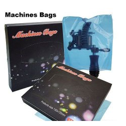 Machine bags - protective sheaths for machines