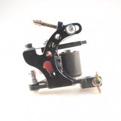 Black RIB tattoos Machine  - for lines