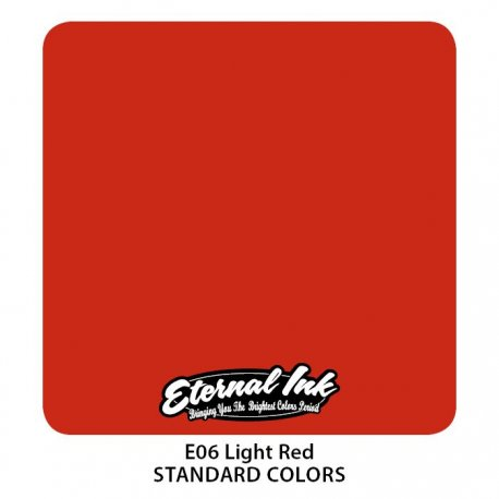 Colore Eternal Ink E06 Light Red