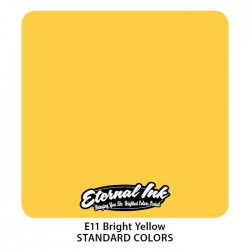 Colore Eternal Ink E11 Bright Yellow 30ml