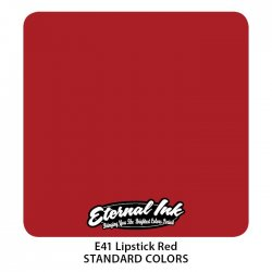 Colore Eternal Ink E41 Lipstick Red