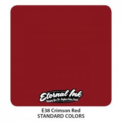 Colore Eternal Ink E38 Chrimson Red