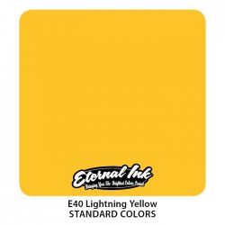 Colore Eternal Ink E40 Lightning Yellow