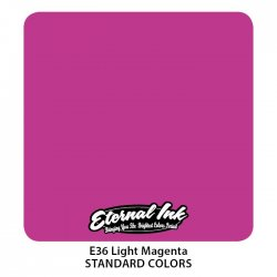 Colore Eternal Ink E36 Light Magenta
