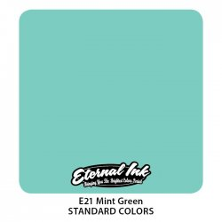 Colore Eternal Ink E21 Mint Green