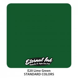 Colore Eternal Ink E20 Lime Green