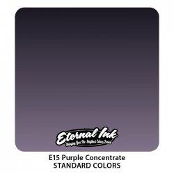 Colore Eternal Ink E15 Purple Concentrate