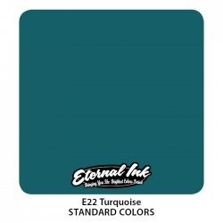 Colore Eternal Ink E22 Tourquoise