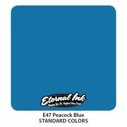 Colore Eternal Ink E47 Peacock Blue