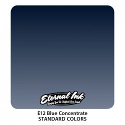 Colore Eternal Ink E12 Blue Concentrate