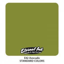Colore Eternal Ink E42 Avocado