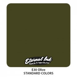 Colore Eternal Ink E30 Olive