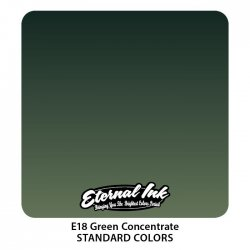 Colore Eternal Ink E18 Green Concentrate