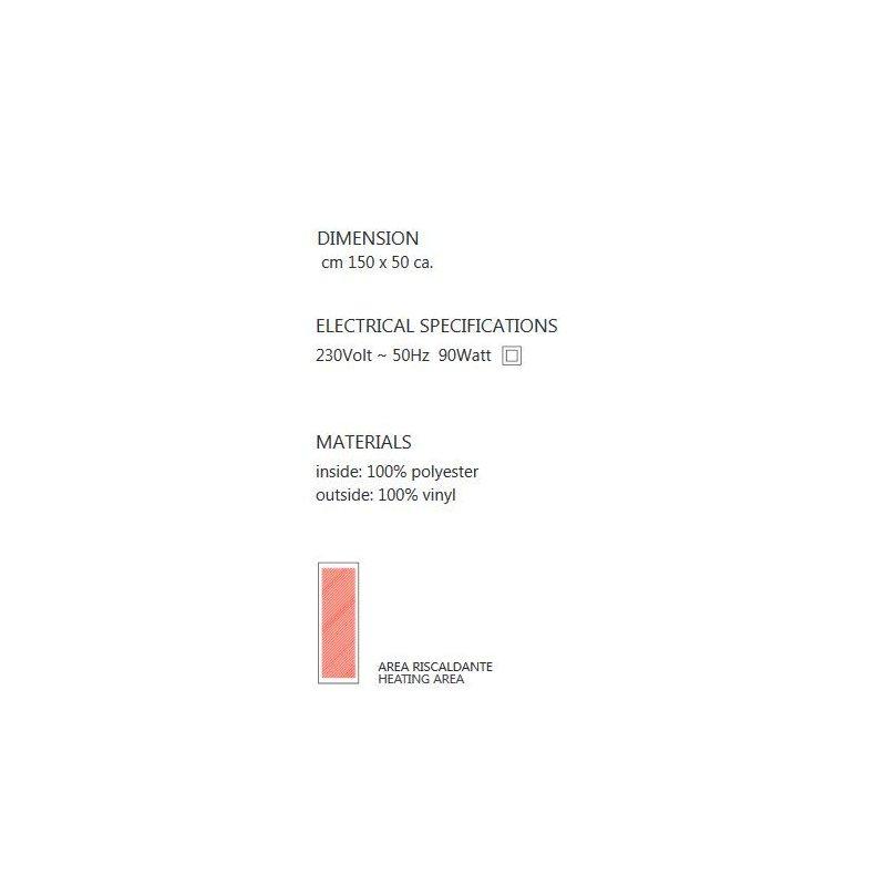 Coperta Termica Per Lettino Da Massaggio.Scalda Lettino A Tre Temperature Estetica Pserviceweb Com